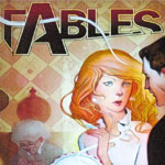 SDCC 09: Fables Panel