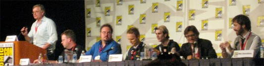 SDCC 09: Venture Brothers and Adult Swim Panel