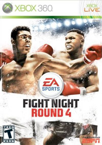 Fight Night: Round 4, for Xbox 360
