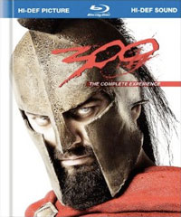 300: The Complete Experience Blu-ray DVD