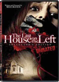 The Last House on the Left (2009) Unrated dvd