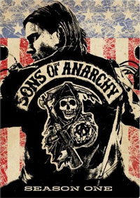 Sons of Anarchy Season One DVD