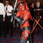 Cosplay Women of Dragon Con: Darth Talon 02