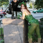 Cosplay Women of Dragon Con: Catwoman and Poison Ivy