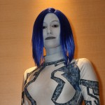 Cosplay Women of Dragon Con: Cortana from Halo