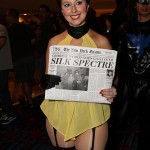 Cosplay Women of Dragon Con: Sally Jupiter / Silk Spectre 01