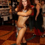 Cosplay Women of Dragon Con: Red Sonja