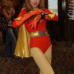Cosplay Women of Dragon Con: Electra Woman