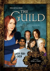 The Guild season 1 and 2 DVD