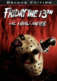 Friday The 13th, Part IV: The Final Chapter DVD