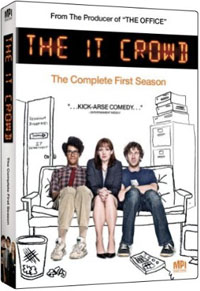 The IT Crowd, The Complete Season One DVD
