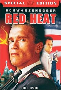 Red Heat Deluxe Edition DVD