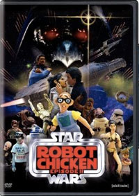 Robot Chicken: Star Wars - Episode II DVD