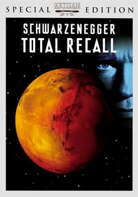 Total Recall Deluxe Edition DVD
