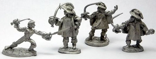 Talk Tiny To Me: OMG! They're bent miniatures!