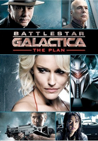 Battlestar Galactica: The Plan DVD