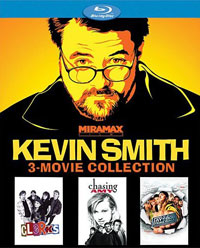 kevin smith bluray collection