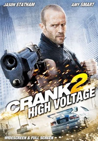 Crank 2: High Voltage DVD