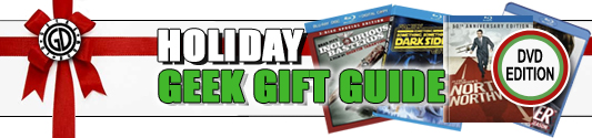 Holiday Geek Gift Guide: DVD Edition