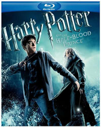 harry potter and half-blood prince blu-ray