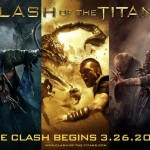 Clash of the Titans Poster #1