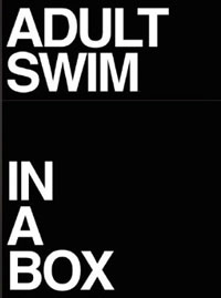 Adult Swim in a Box DVD