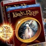 Lord of the Rings animated DVD & Blu-ray