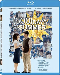 (500) Days of Summer Blu-ray DVD