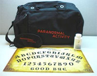 Paranormal Activity scare kit