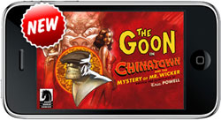 the goon for iphone
