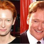 Tilda Swinton/Conan O'Brien