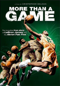 More Than a Game dvd