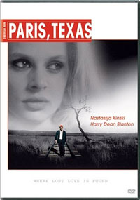 Paris, Texas DVD