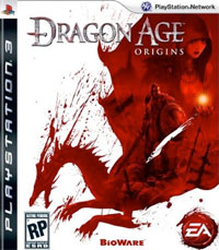 Dragon Age: Origins, Playstation 3