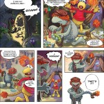 Fraggle Rock Comic Sample