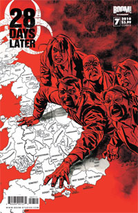 28 Days Later #7 from BOOM! Studios