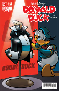 Donald Duck and Friends #351 from BOOM! Studios