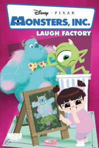Monsters Inc Laughing Factory