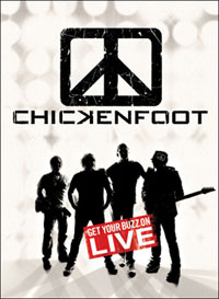 Chickenfoot live DVD