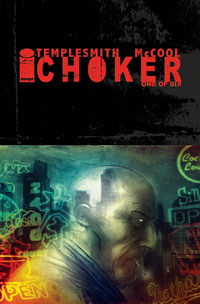 Choker #1 Comic Book