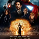 Iron Man 2 International Poster