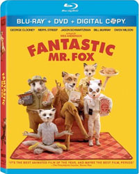 Fantastic Mr. Fox Blu-ray DVD