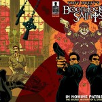 Boondock Saints comic book miniseries