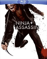 Ninja Assassin Blu-ray DVD