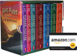 The Real Magic of Harry Potter paperback collection