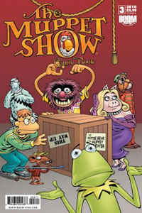 Muppet Show Comic Book #3