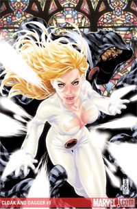 Marvels Cloak and Dagger #1