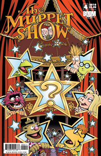 The Muppet Show Comic Book #4