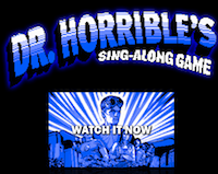 8-Bit Dr. Horrible's Sing-along Game