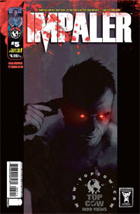 Top Cow: Impaler, issue #5